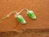 Flip Flop and Sneaker Earrings